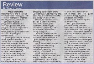 BOP Times review of Opus 140621